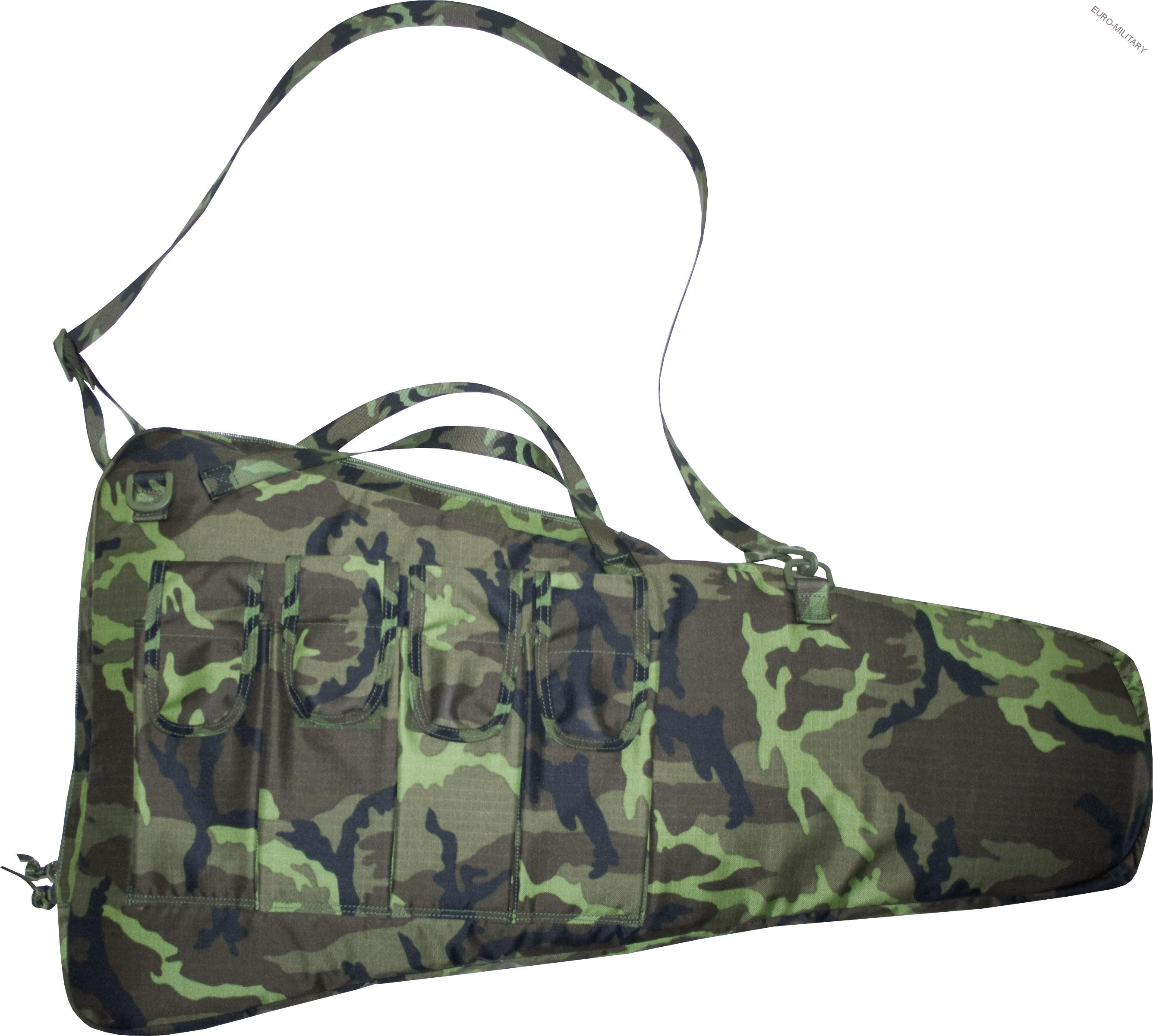 CZ Bren 805 Czech Army M95 Camo Tactical Transport Bag