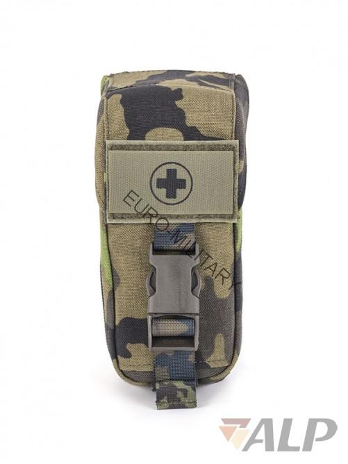 Professional Czech Army Tactical Medical First Aid Pouch