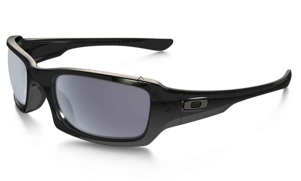 Oakley® SI Five Squared Matte Black Grey SunGlasses UV Protection