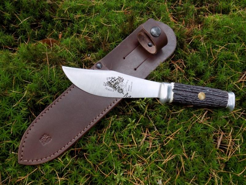 "Classical Hunting Knife ""Zdar Lovu""  MIKOV"
