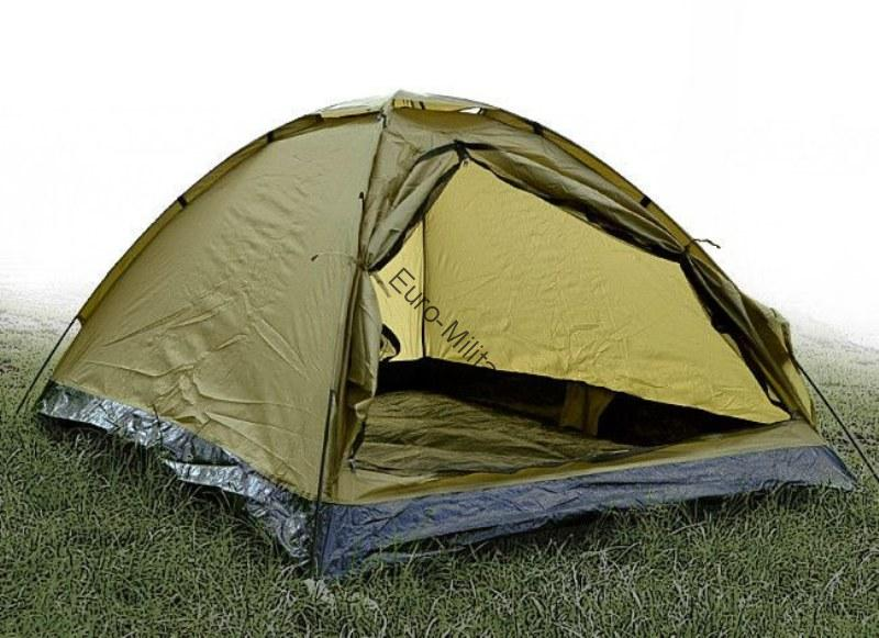 IGLU Standard Two Man Military Army Shelter Tent - Coyote