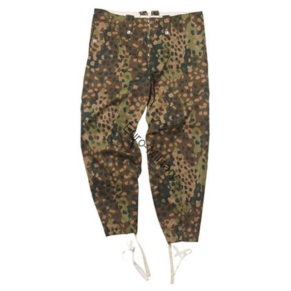 WW2 German Army SS M44 Peas Camo Field Battle Trousers