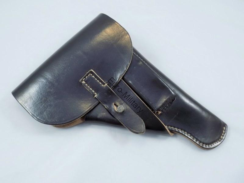 WW2 German Army High Quality HANDMADE P-38 Walther Leather Holster - TOP