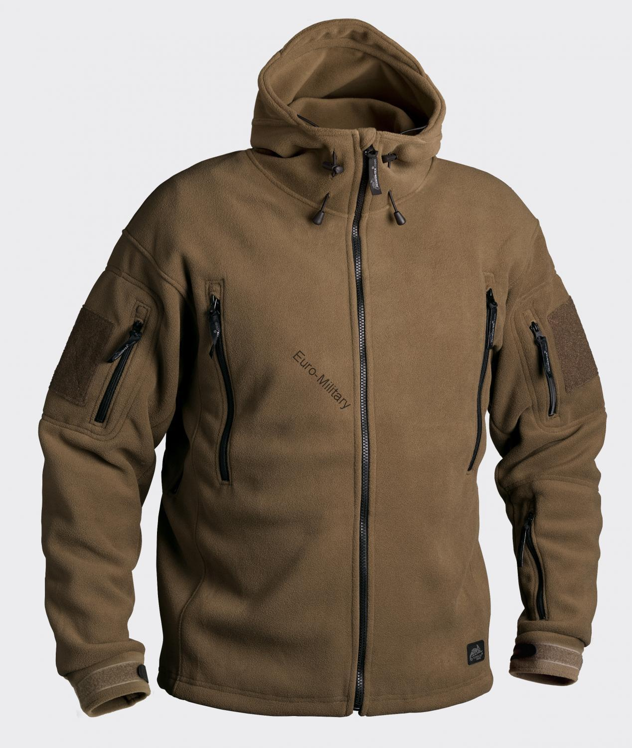 Helikon-Tex Patriot Heavy Fleece Jacket - Coyote