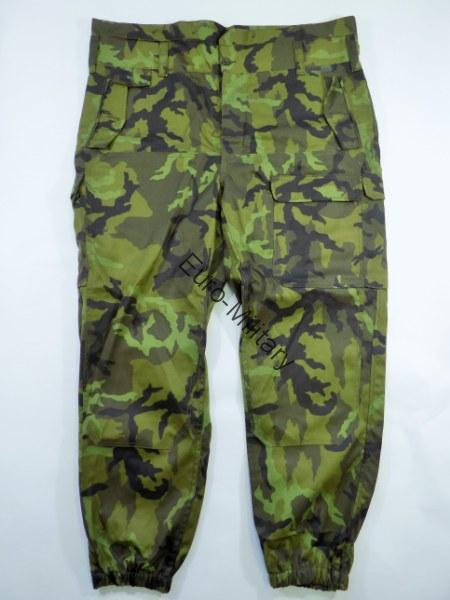 Original Czech Army  M95 Camo Pattern Battle Field Pants - New Made