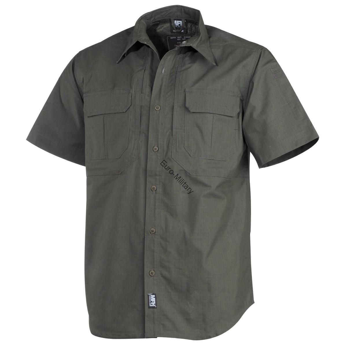 High Level Tactical Rip Stop Shirt