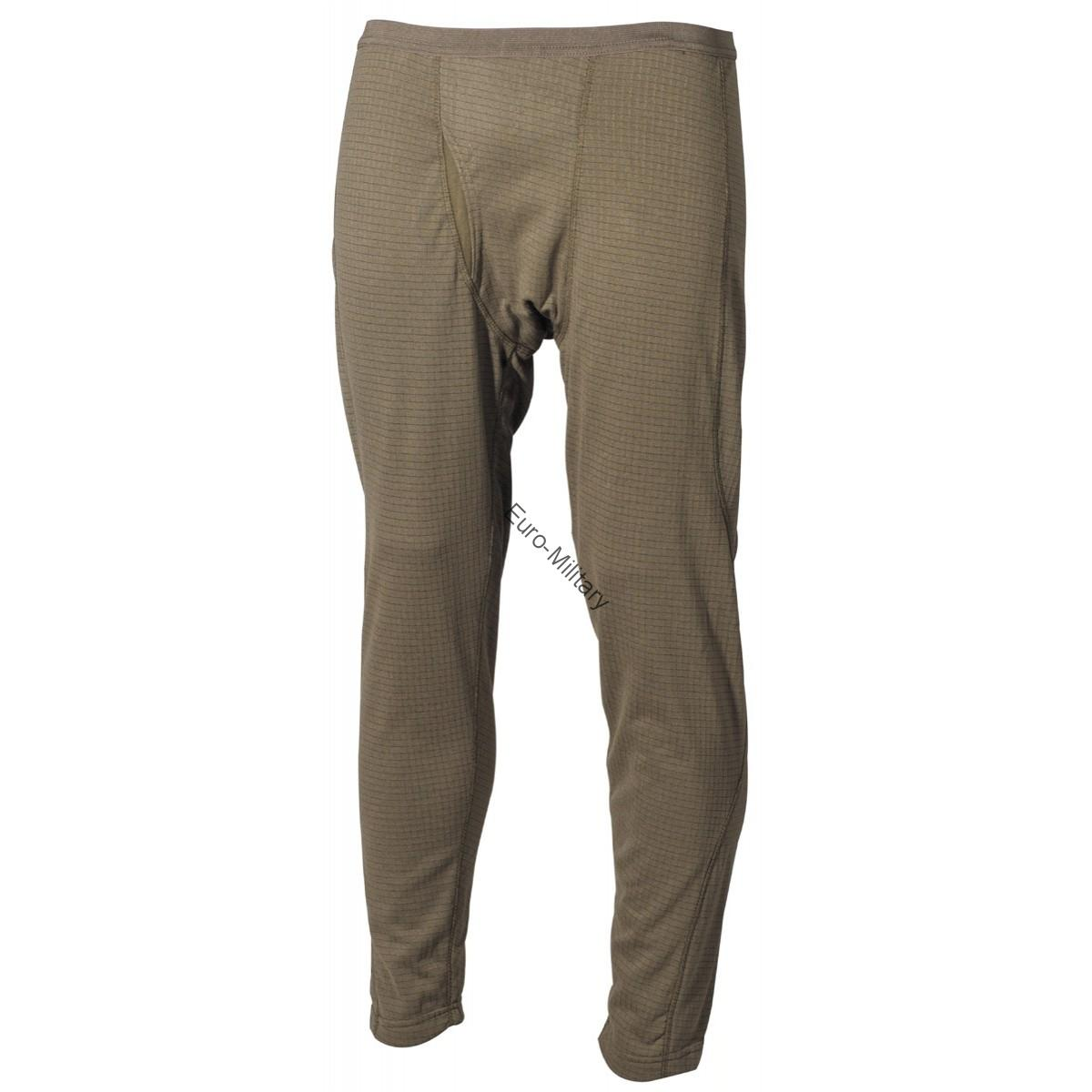 Military/Outdoor Underpants Level 2 Gen.3 Breathable Moisture Control - OD Green