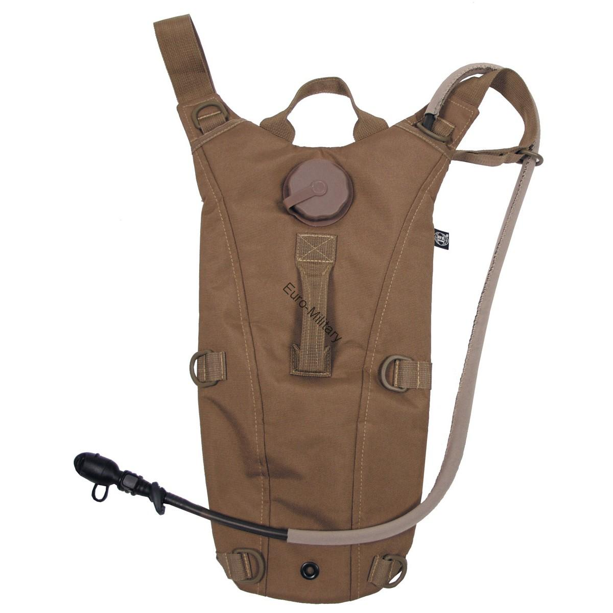 "Tactical Military Hydration Backpack ""EXTREME"" w/ bladder TPU - Coyote"
