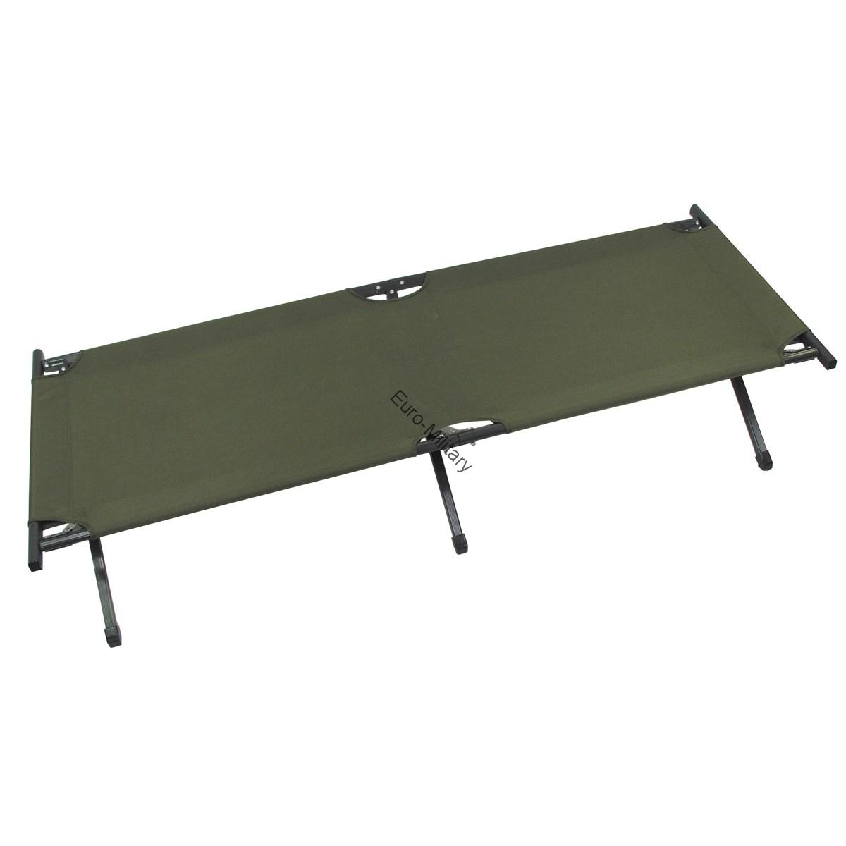 US Army Camp Bed - OD Green
