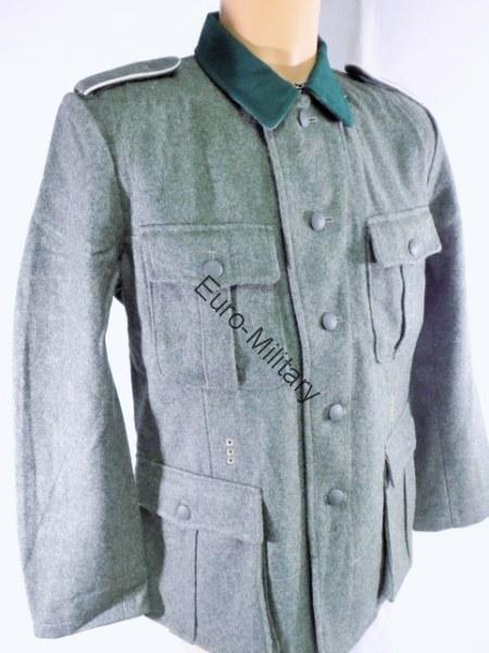 WW2 German High Quality M36 Wool Jacket - Repro