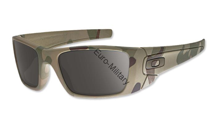 Oakley® SI Fuel Cell MultiCam - Warm Grey