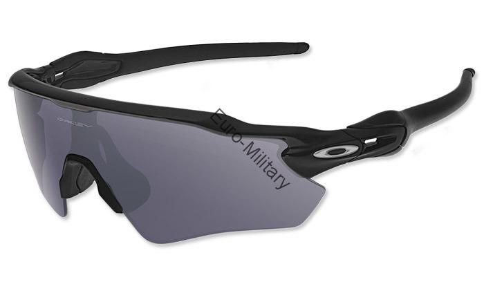 Oakley® SI Radar EV Matte Black - Path Grey