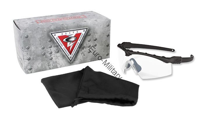 Shooting & Ballistic Glasses | Oakley® SI Ballistic M Frame 3.0 ...