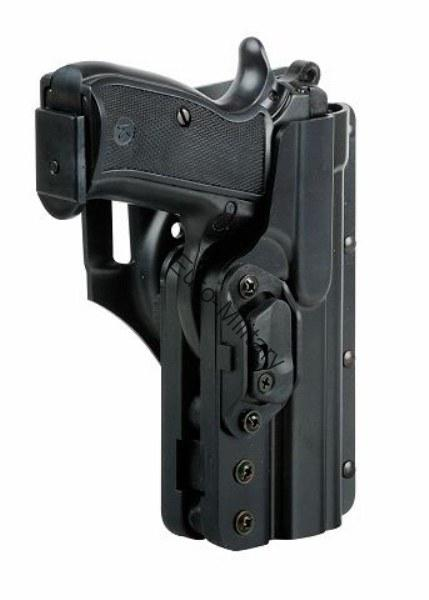 CZ P-10 C Heavy Duty Premium Holster w/ Lock Block
