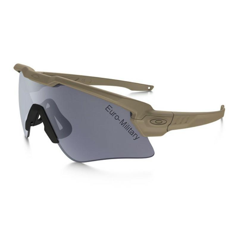 Oakley® SI Ballistic M Frame ALPHA Terrain Tan / Grey Tactical Shooting Glasses