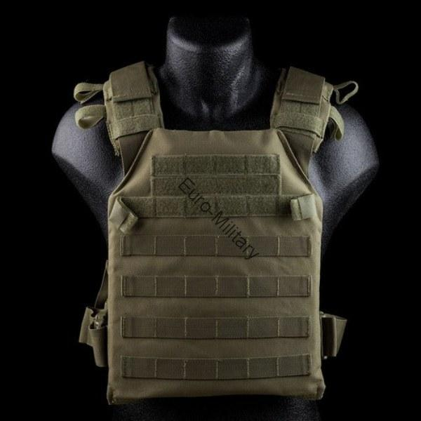 CONDOR® SENTRY Tactic LightWeight Military Plate Carrier - OD Green