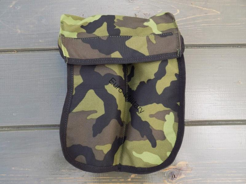 Original Czech Army VZ58,SA58 Magazine Belt Pouch CZ Camo M95 - Unused