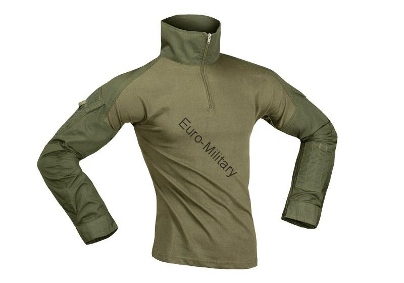 InvaderGear® Professional Military Tactical Army Shirt - OD Green