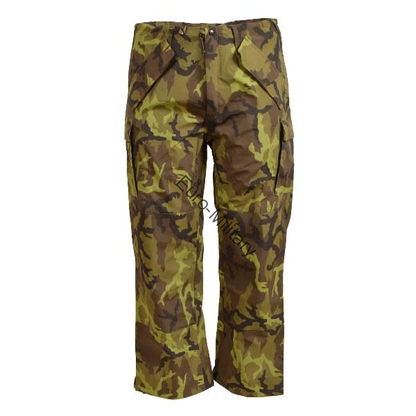 Czech Army M95 CZ Camo Pattern US MT+ Waterproof Windproof Trousers Pants