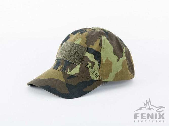 Czech Army M95 Camo Pattern Military Professional Cap