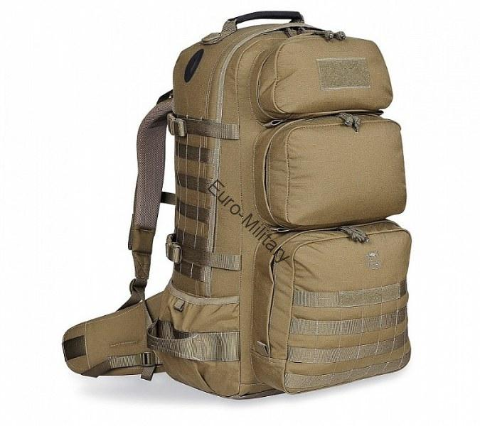 Tasmanian Tiger® Trooper Pack Professional Military Outdoor Backpack - Khaki