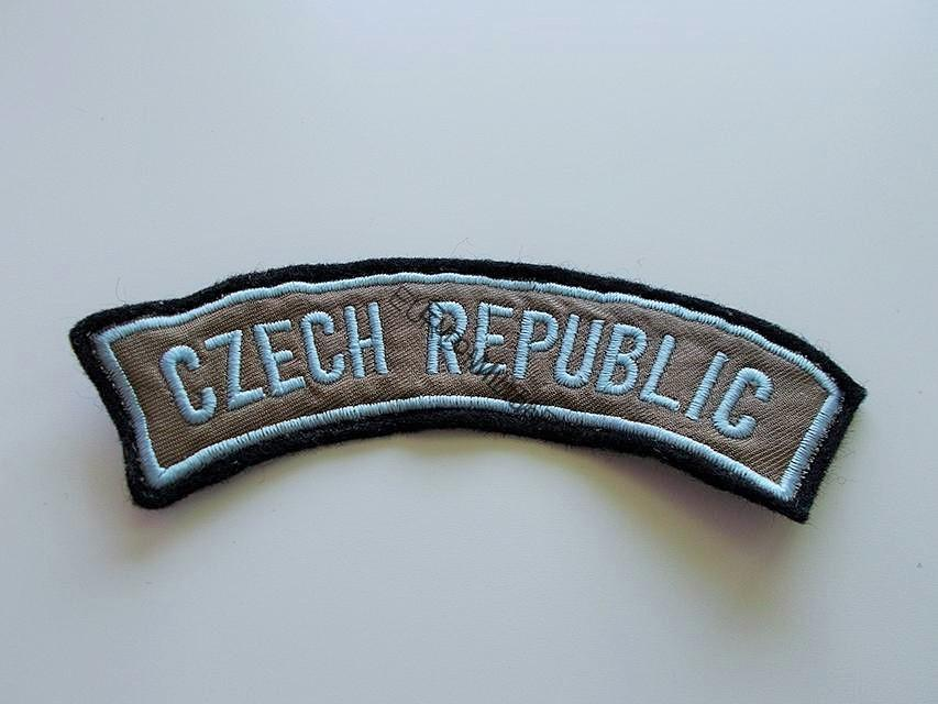 Original Cech Army Patch - Czech Republic