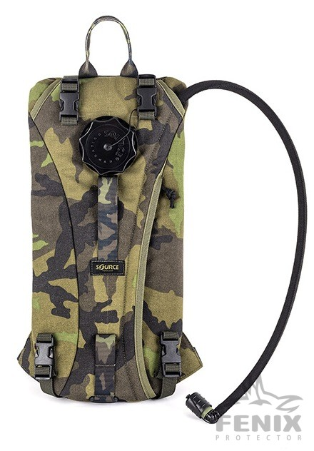 High Quality CZ Army Camo Tactical Hydration Pouch - Source