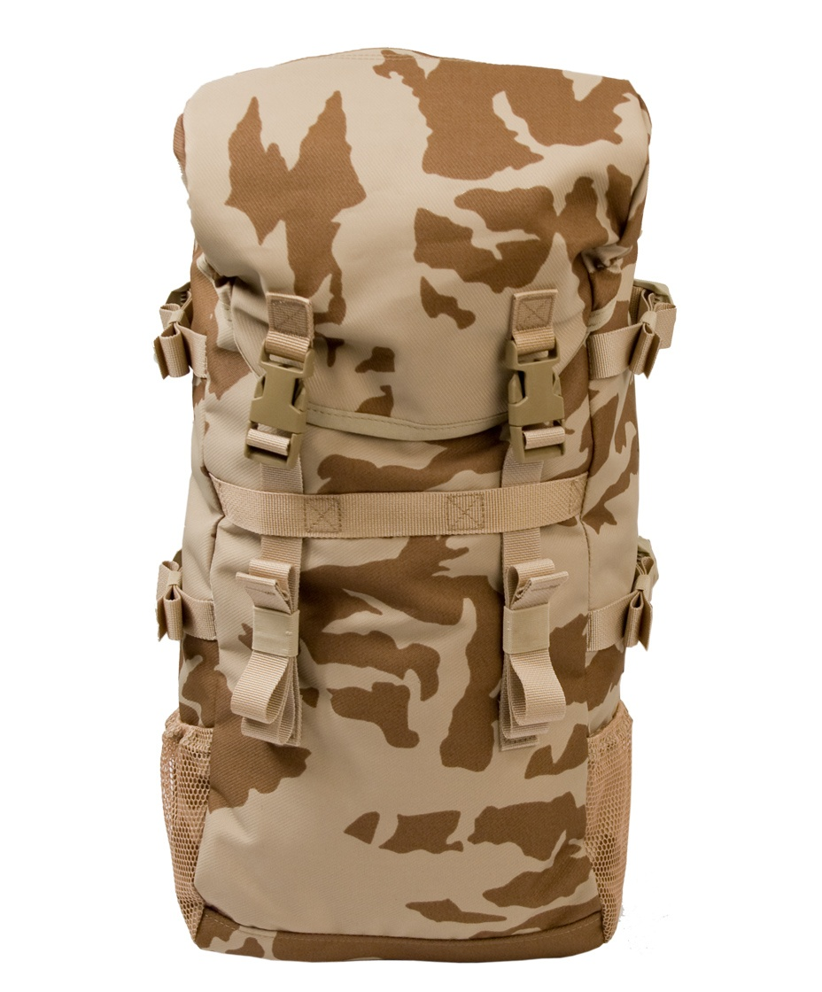 Czech Army Desert Camo M95 Scout Backpack 20L