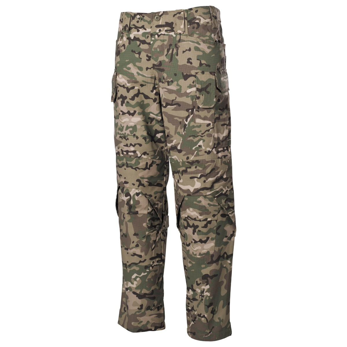 "Tactical Combat Rip Stop Professional Battle Pants ""Mission"" Multicam"
