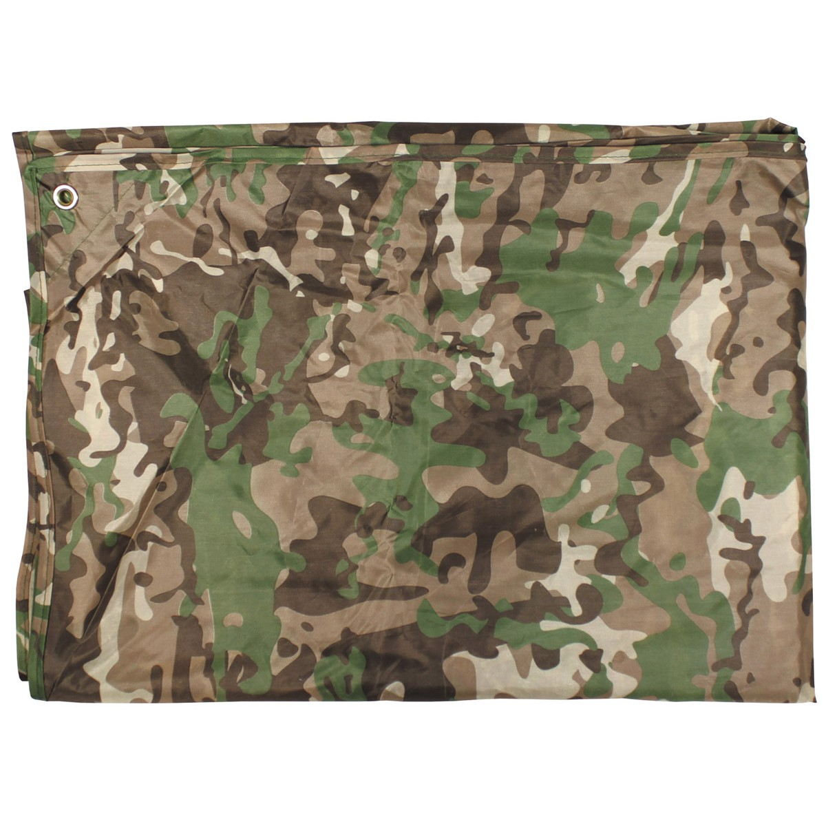 Military Operation Camouflage Tarpaulin - 2x3m