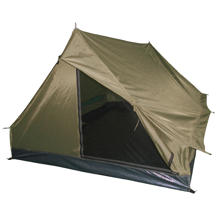 Standard Two Man Military Army Tactical Double Shelter - Coyote