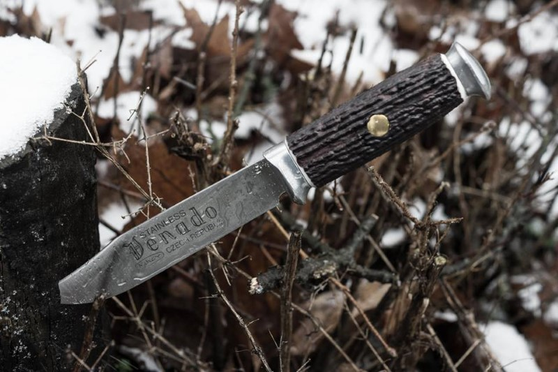 Hunting Legend Knife VENADO - MIKOV
