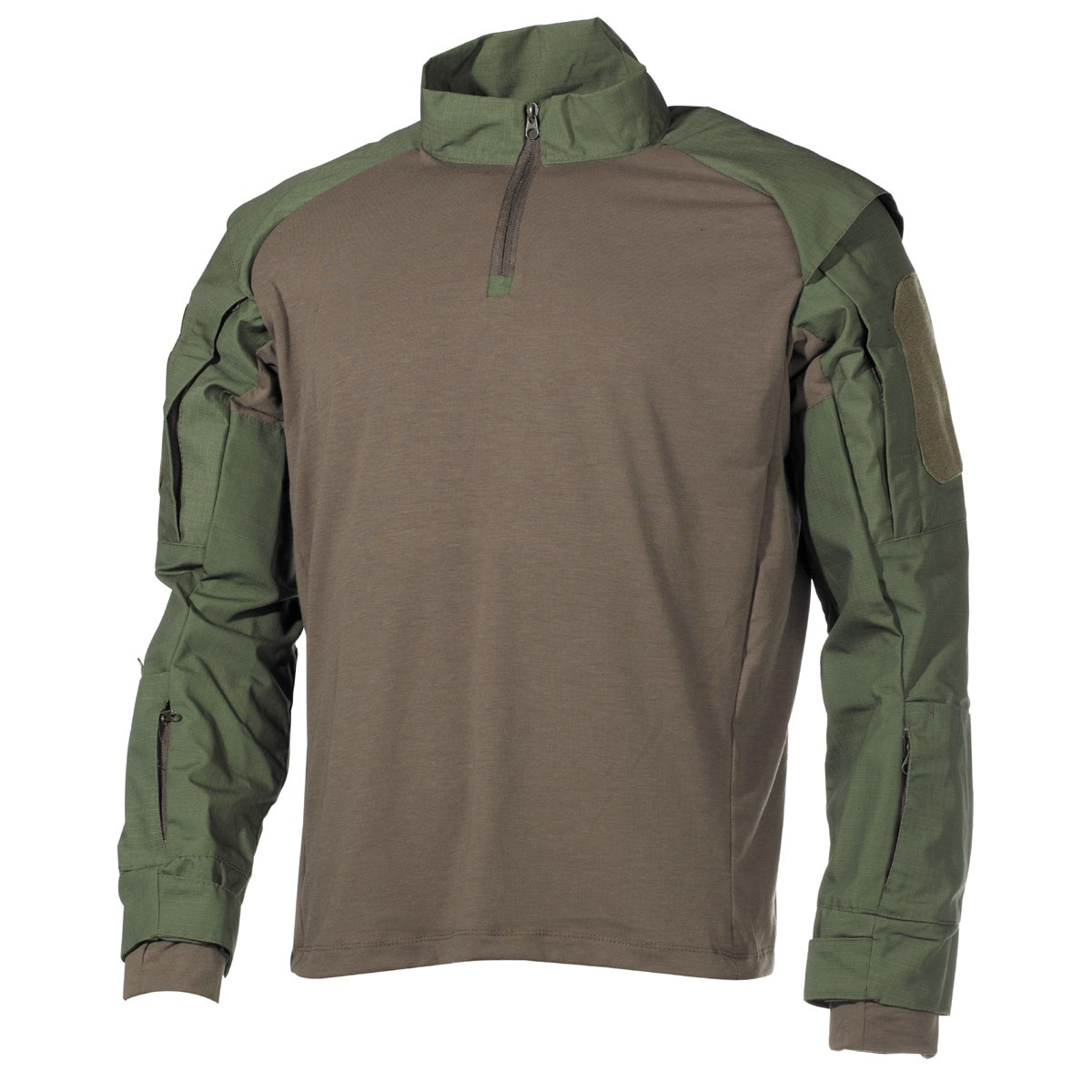 Tactical Military Battle UBACS T-Shirt - OD Green