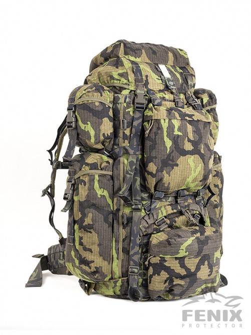 Original CZ Army New Model Professional Battle Backpack 75L TL80