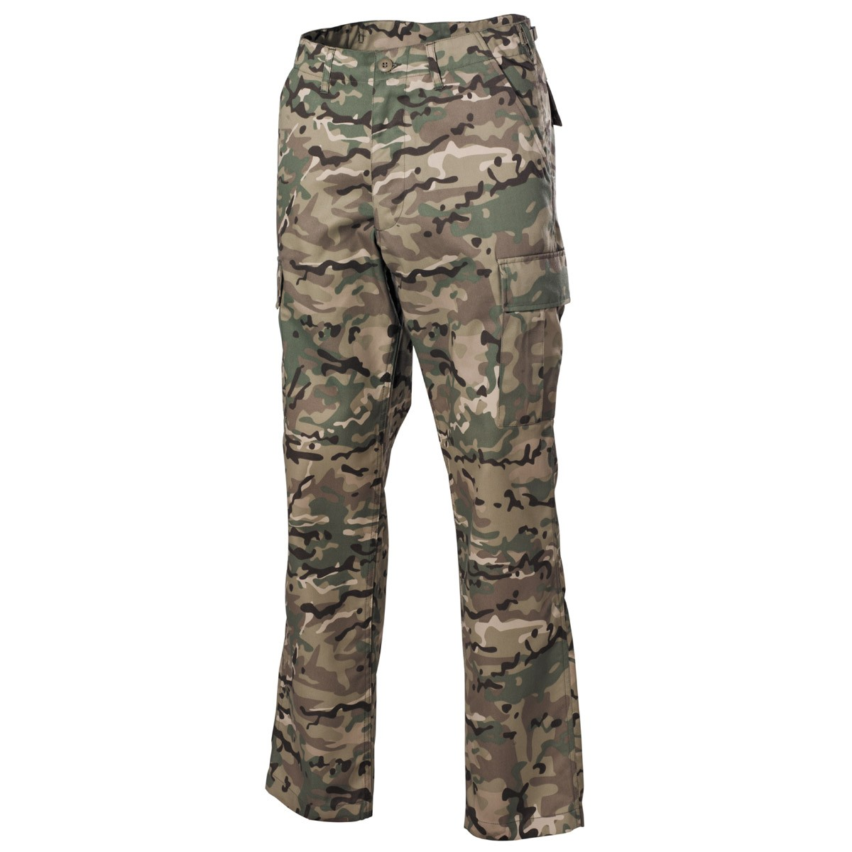 Multicam Camo Pattern BDU Field Pants