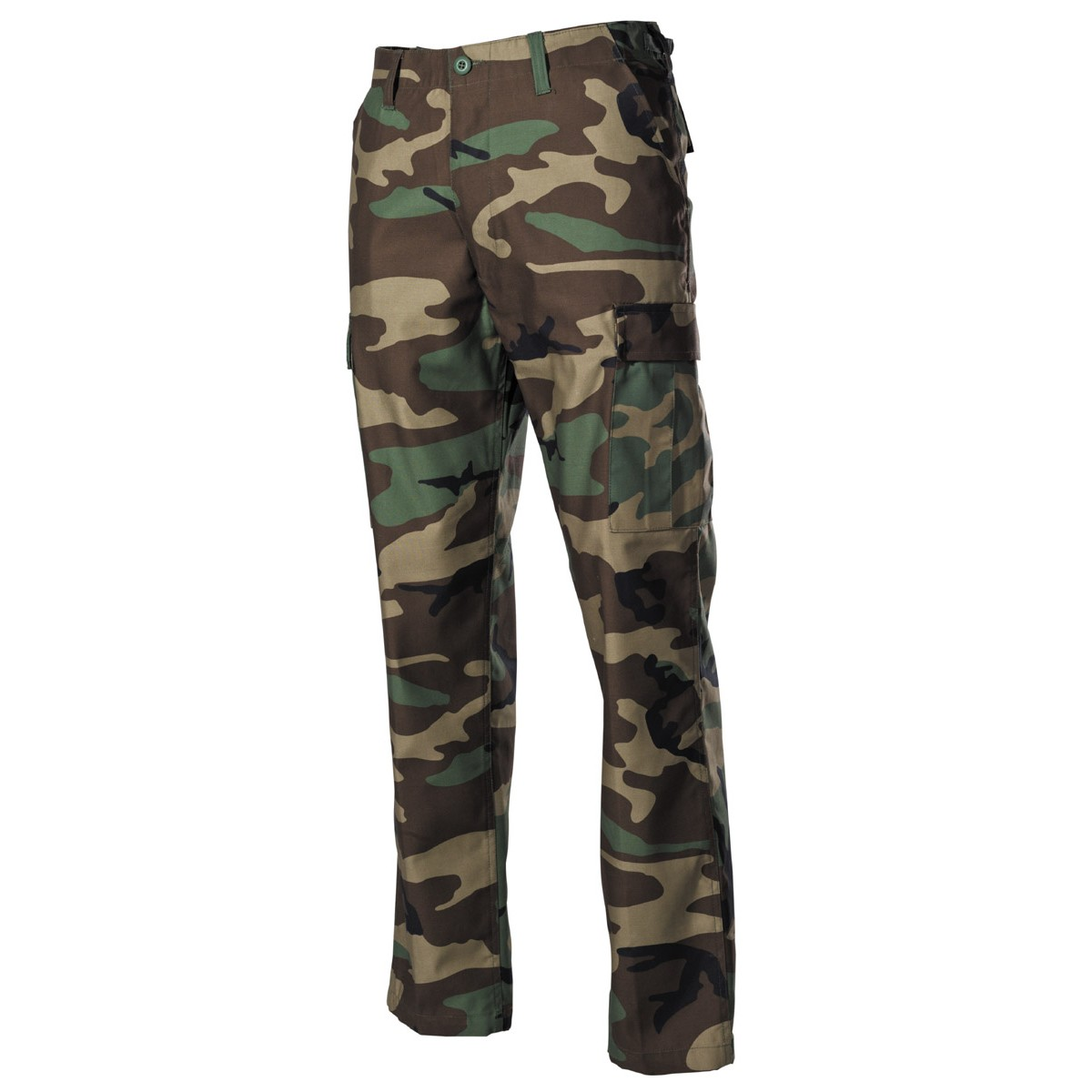 US Army Woodland Camo Pattern BDU Field Pants