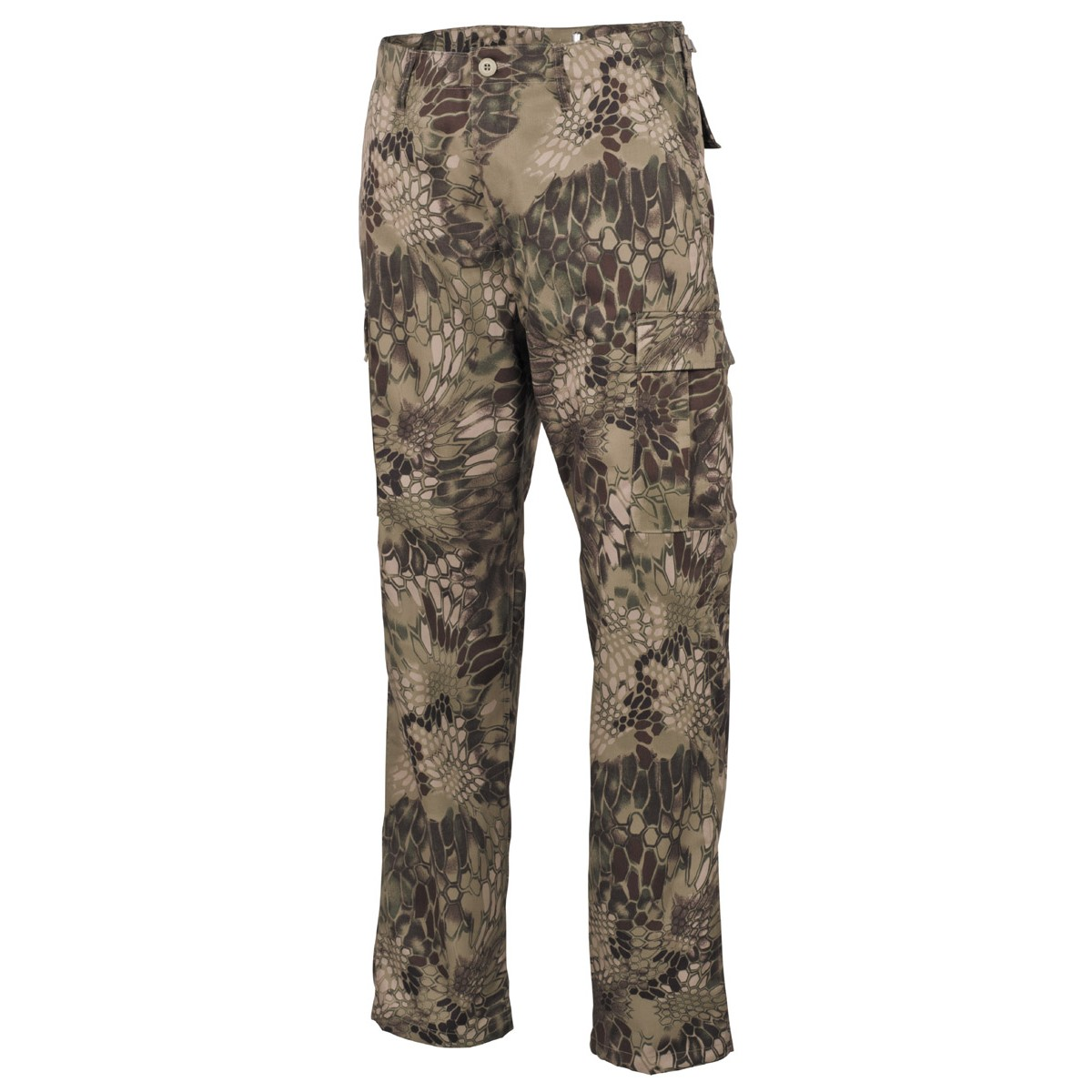 Hunting Snake FG Camo Pattern BDU Field Pants