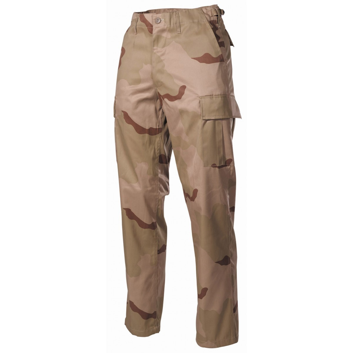 Desert Camo Pattern BDU Field Pants