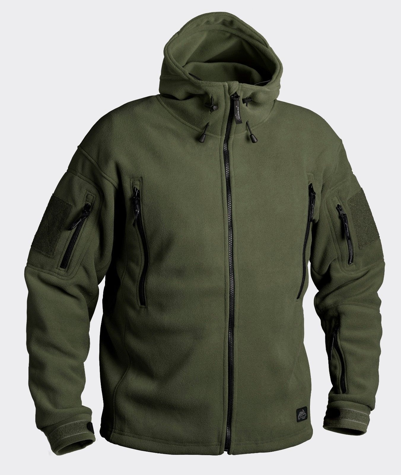 Helikon-Tex Patriot Heavy Fleece Jacket - Olive