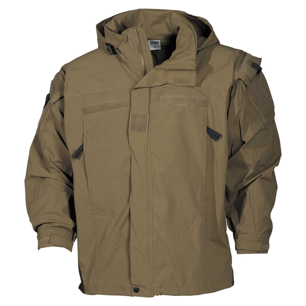 Tactical Military Soft Shell Waterproof Jacket GEN 3 - Coyote