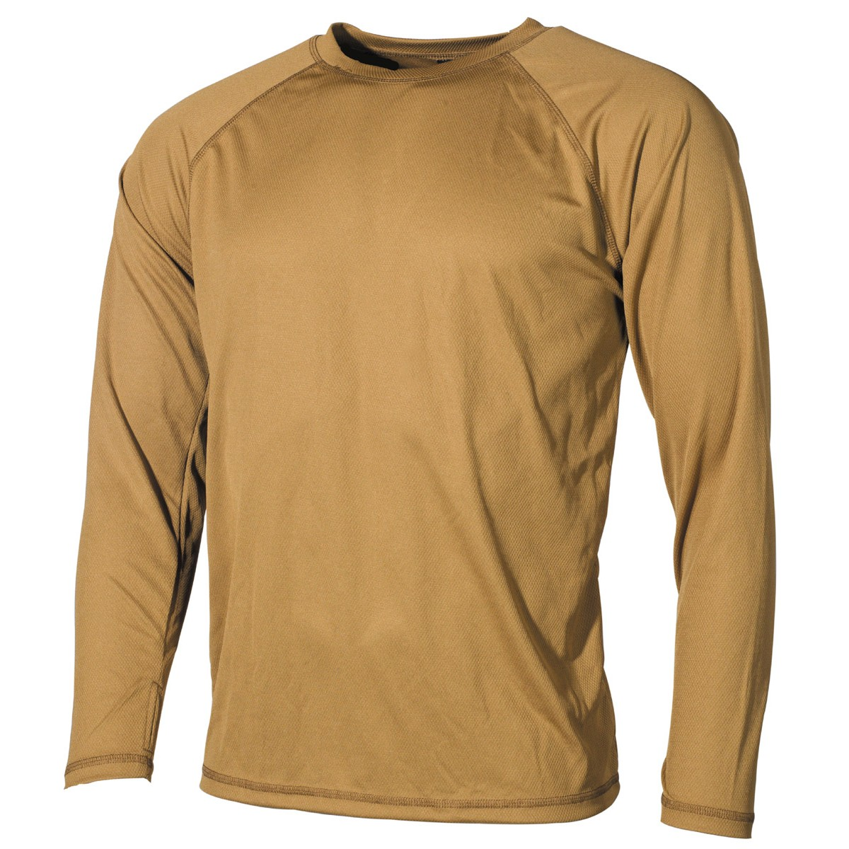 Military/Outdoor Undershirt Level 1 Gen.3 Lightweight and Quick Drying - Coyote