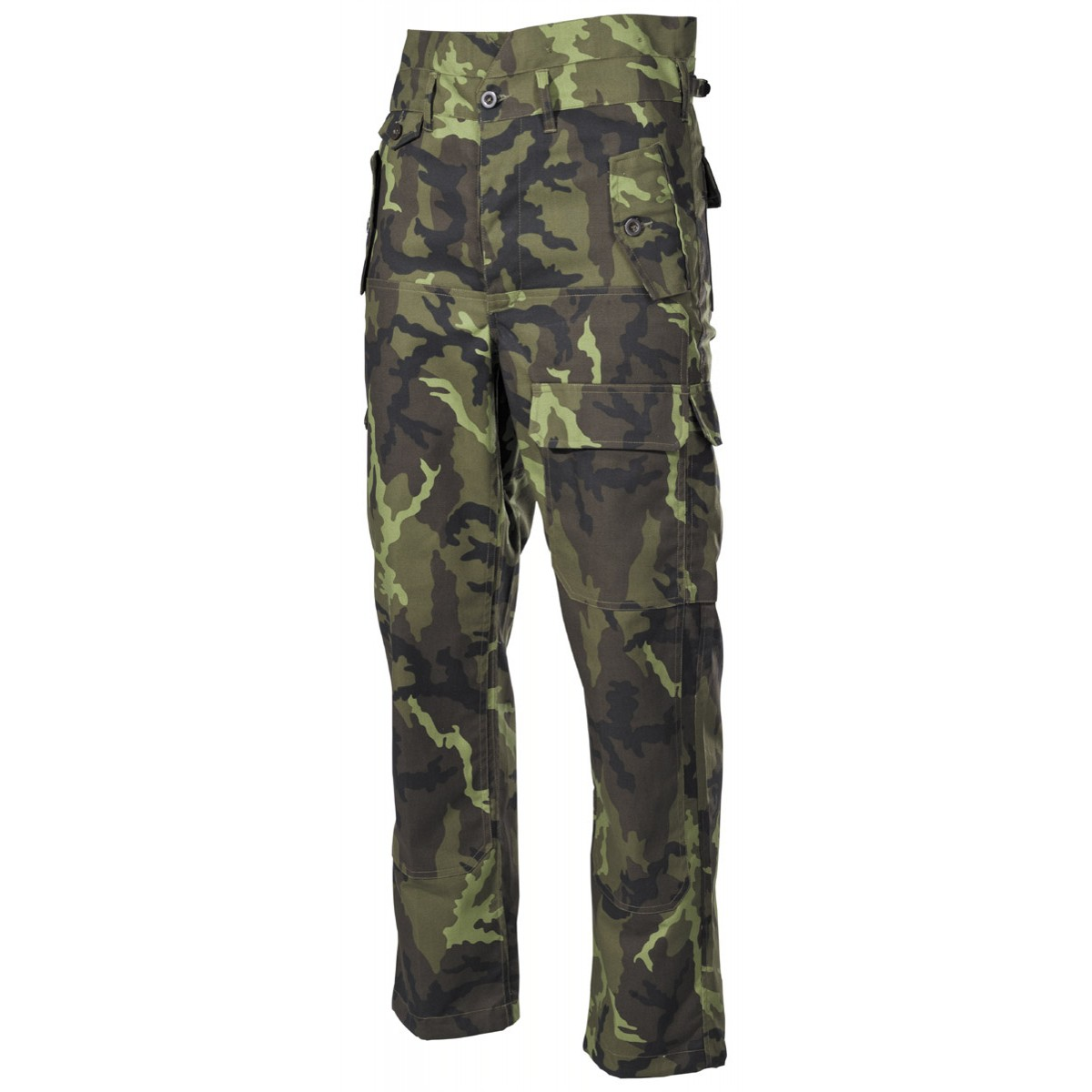 Czech Army CZ M95 Camo Field Battle Trousers