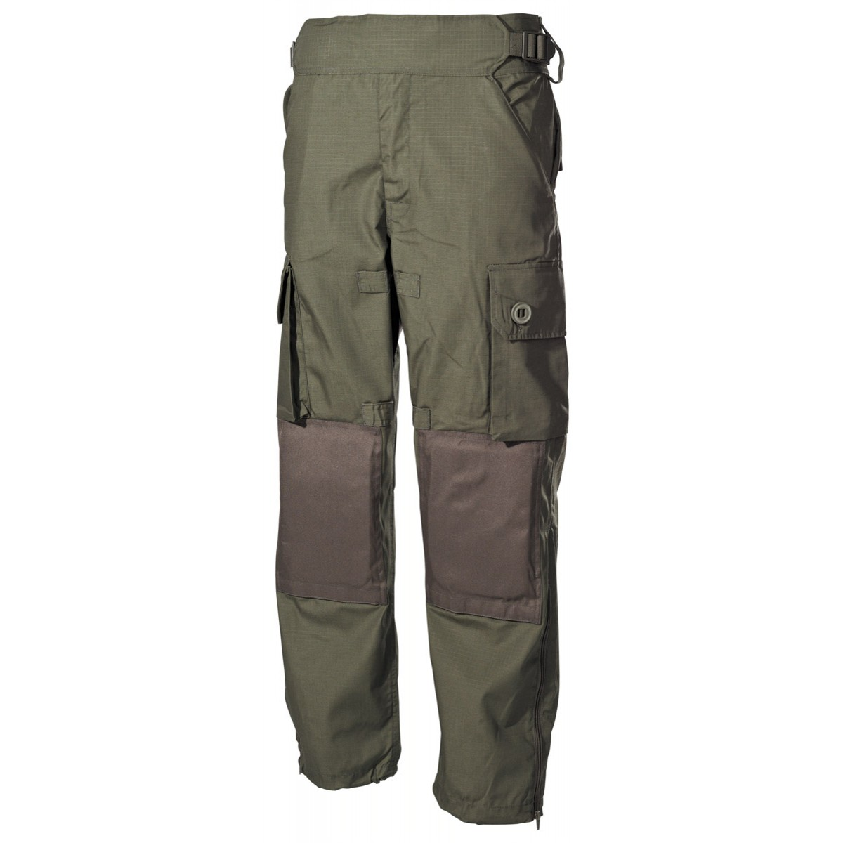 Premium Tactical Military Battle Trousers COMMANDOS - OD Green