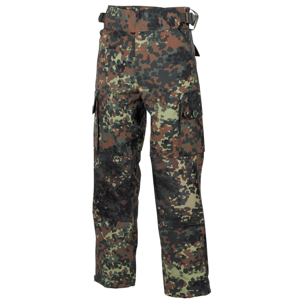 Premium Tactical Military Battle Trousers COMMANDOS - BW German Army Camo
