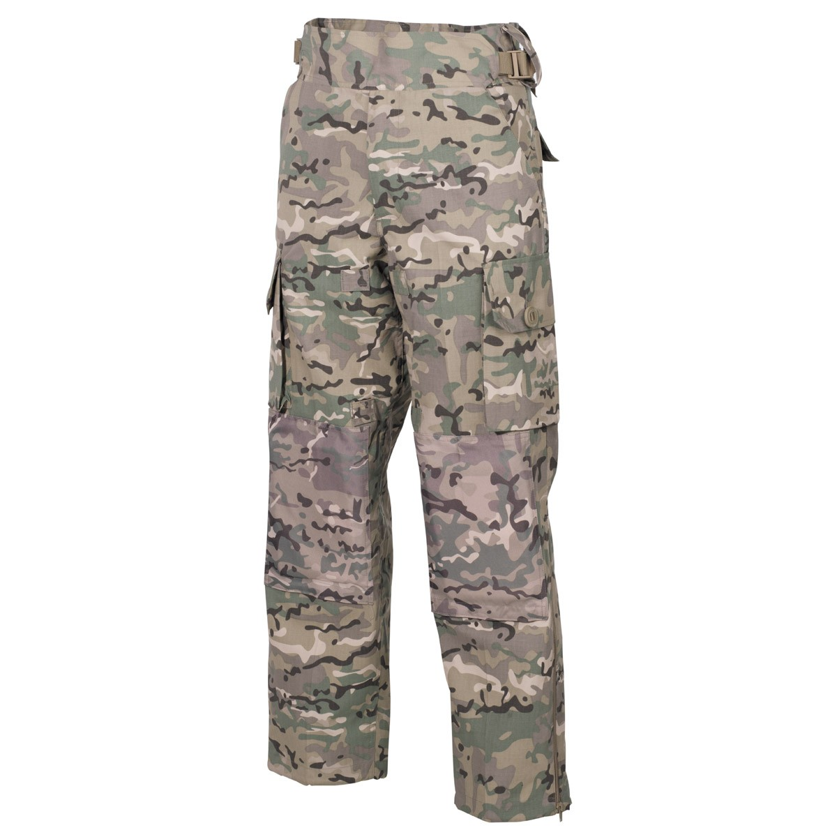 Premium Tactical Military Battle Trousers COMMANDOS - Multicam