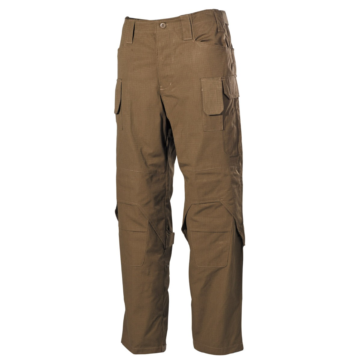"Tactical Combat Rip Stop Professional Battle Pants ""Mission"" Coyote"
