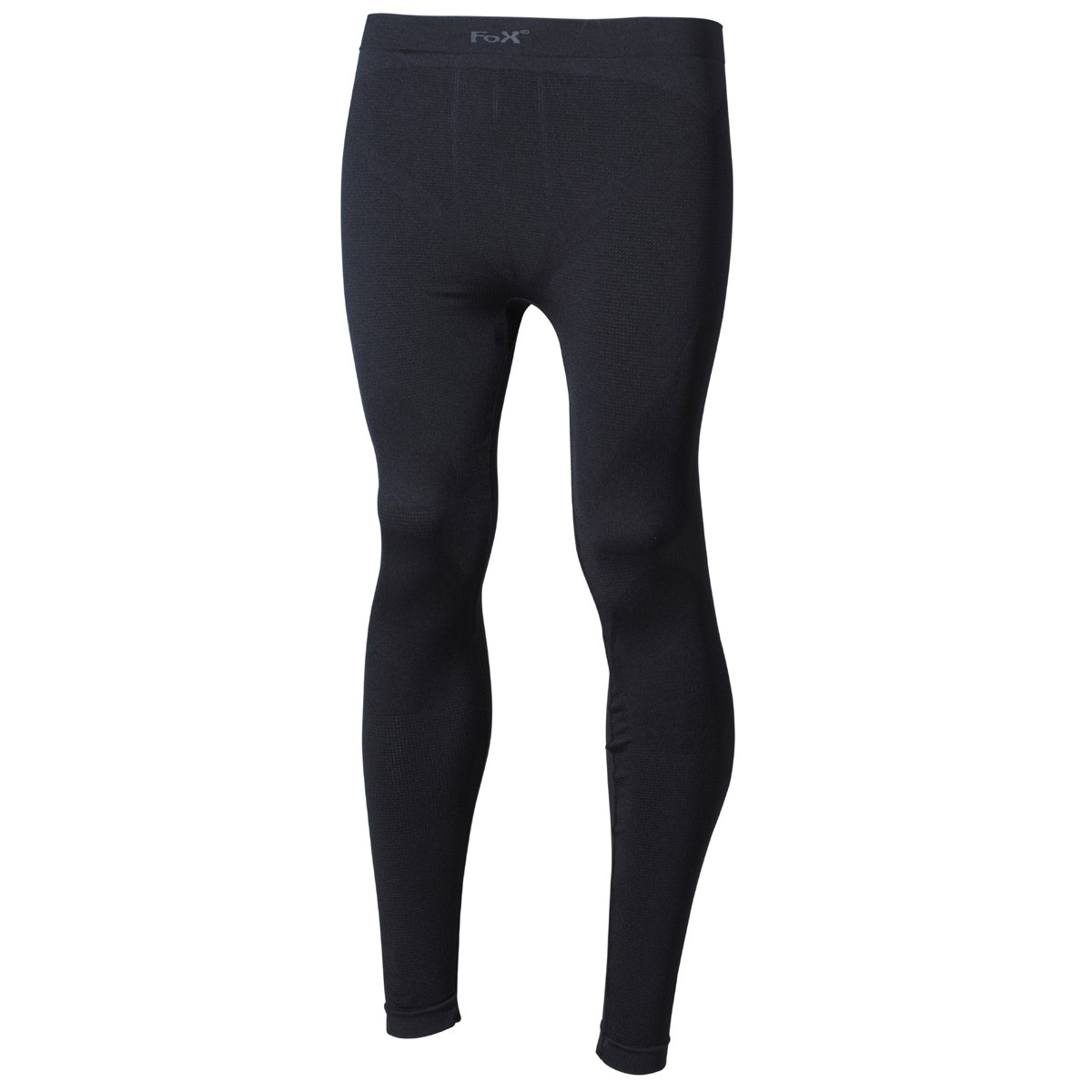 Functional Outdoor Thermo Underpants - Black