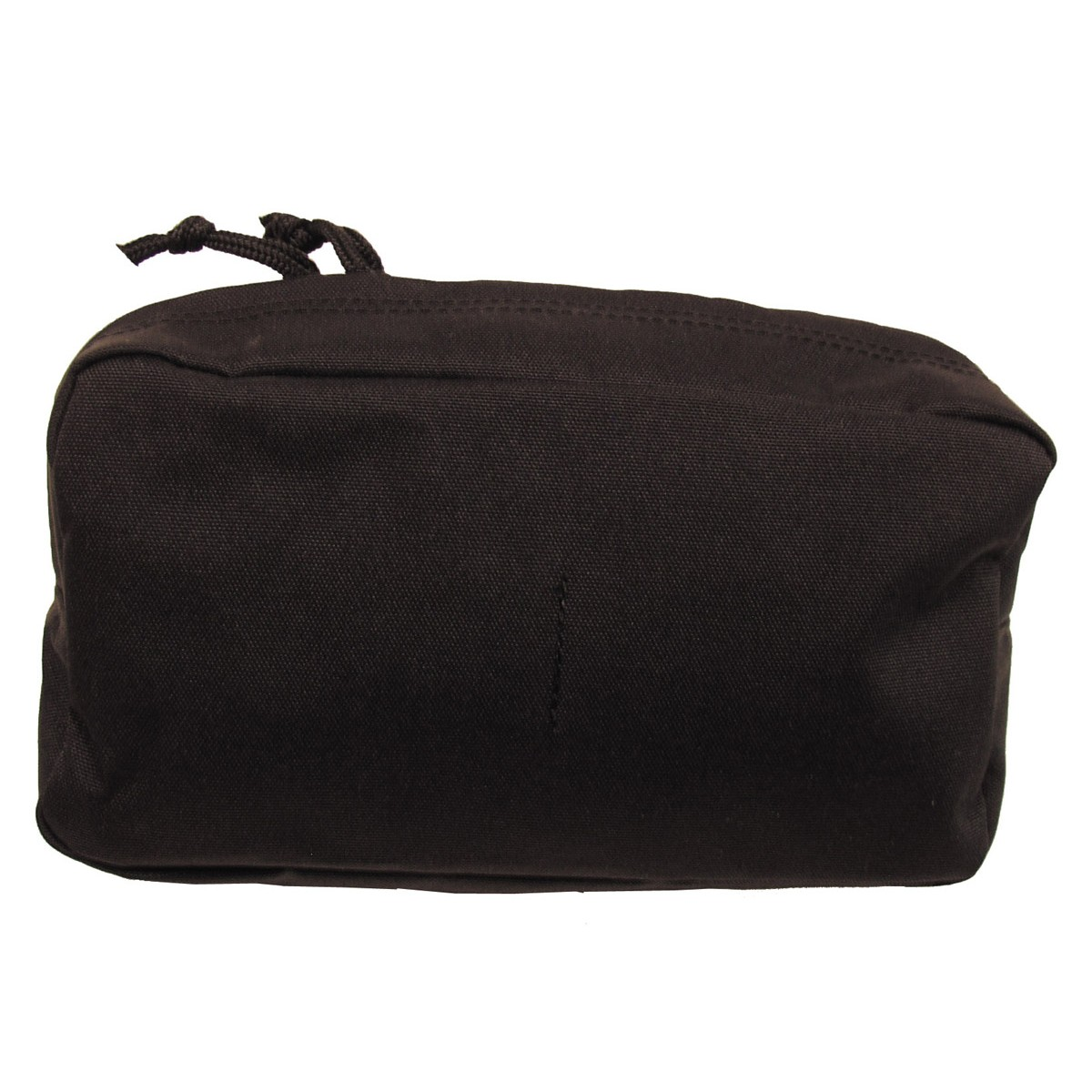 Tactical Utility Mollle Large Pouch - Black
