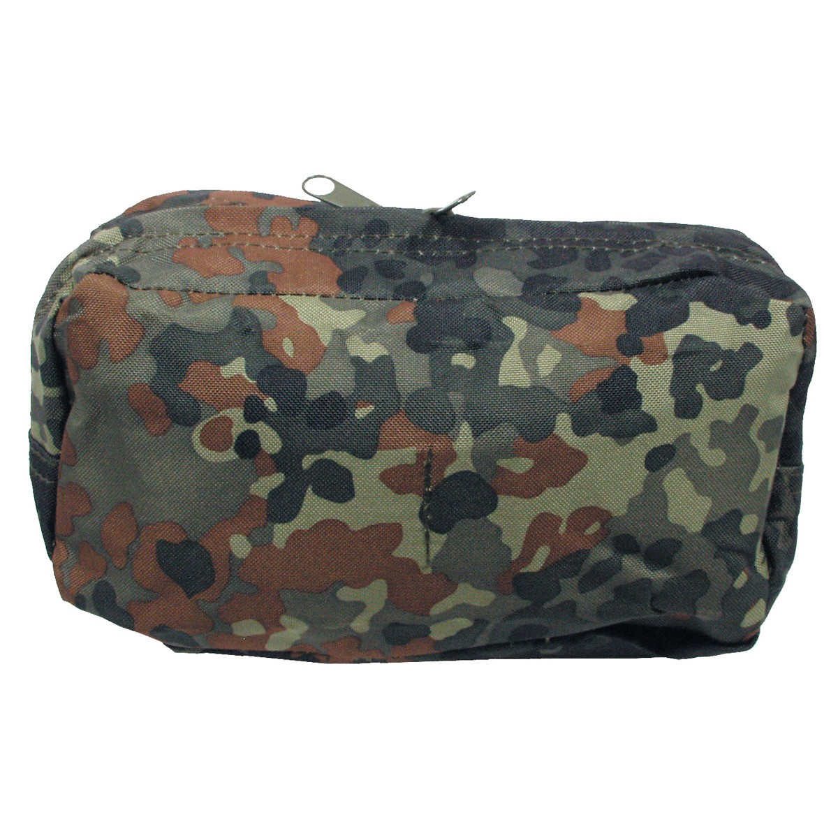 Tactical Utility Mollle Large Pouch - BW German Army Camo Flectarn