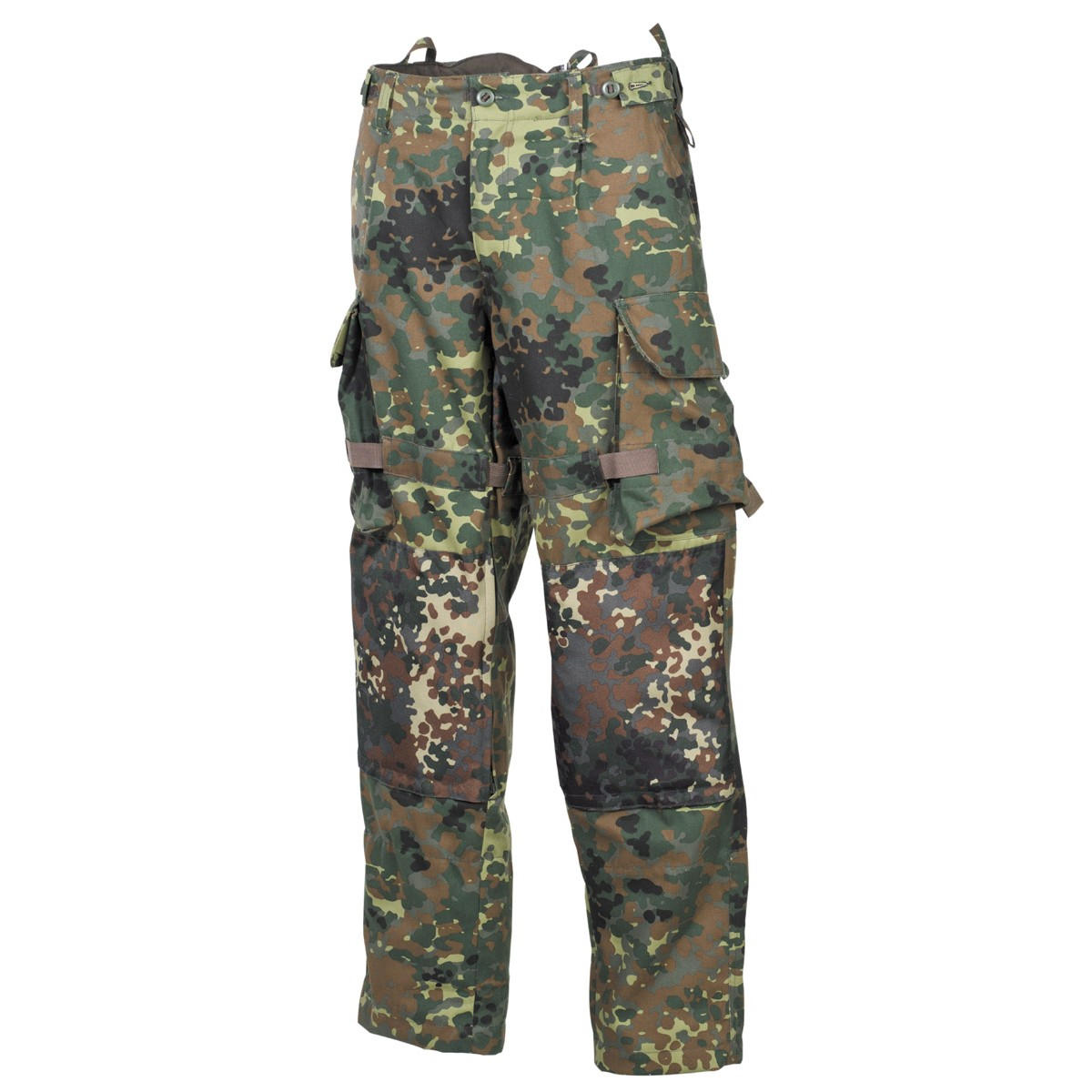 "BW German Army Flectarn Camo Battle Pants ""Einsatz/Übung"" New Model - Rip Stop"